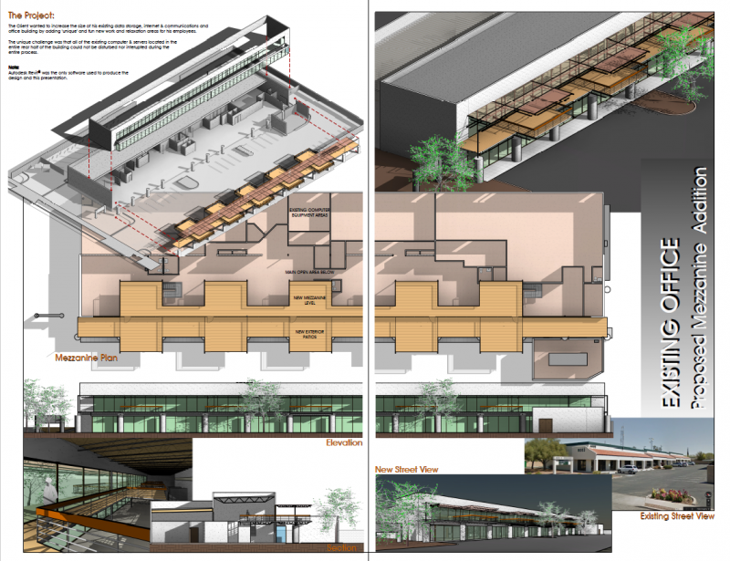 Steven c shell architect home for Architecture firms that use revit